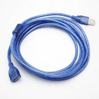 Удлинитель USB 2.0 Am->Af - 3 метра