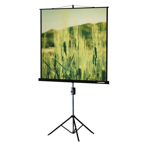 Экран на штативе Lumien Master View LMV-100102 (1:1) 153x153 (147х147, MW)