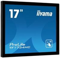 """Встраиваемый 17"""" сенсорный монитор Iiyama TF1734MC-B1X"""