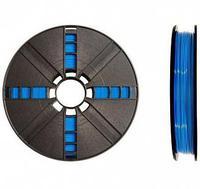 Катушка PLA-пластика MakerBot 1.75 мм. 0,9 кг., голубая (MP05776)