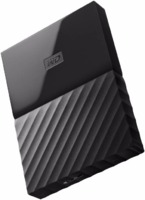 Внешний жесткий диск WD 4Tb WDBUAX0040BBK-EEUE My Passport 2.5 (Черный)