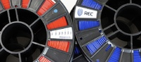 Катушка RELAX пластик REC 1,75 мм (2 кг)