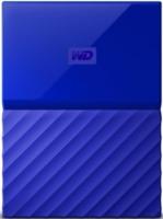 Внешний жесткий диск WD 3Tb WDBUAX0030BBL-EEUE My Passport 2.5 (Синий)