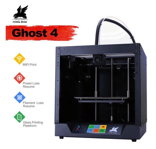 3D принтер Flyingbear Ghost 4