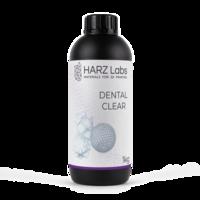 Фотополимер HARZ LABS Dental Clear для 3D принтеров LCD/DLP 1 л