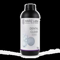 Фотополимер HARZ LABS Dental Clear для 3D принтеров SLA/Form2 1 л