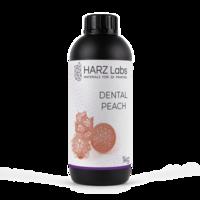 Фотополимер HARZ LABS Dental Peach для 3D принтеров LCD/DLP 1 л