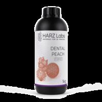 Фотополимер HARZ LABS Dental Peach для 3D принтеров SLA/Form2 1 л