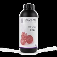 Фотополимер HARZ LABS Dental Pink для 3D принтеров LCD/DLP 0.5 л