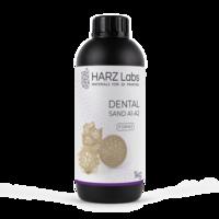 Фотополимер HARZ LABS Dental Sand A1-A2 для 3D принтеров SLA/Form2 1 л