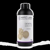 Фотополимер HARZ LABS Dental Sand A1-A2 для 3D принтеров  SLA/Form2 0.5 л