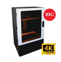"3D принтер SIRIUS XXL 4K 15,6"""
