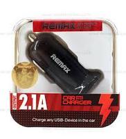 Автомобильное зарядное устройство 2USB Remax Mini car charger RCC201