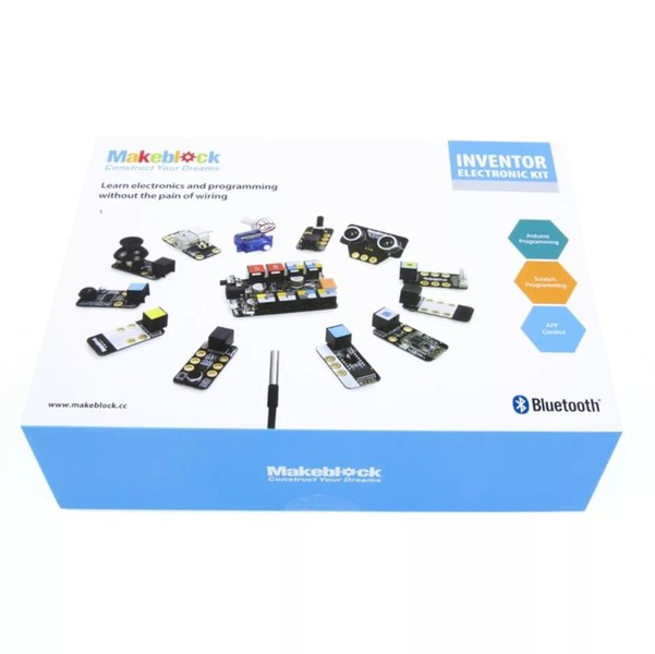 Электронный конструктор Makeblock Inventor Electronic Kit
