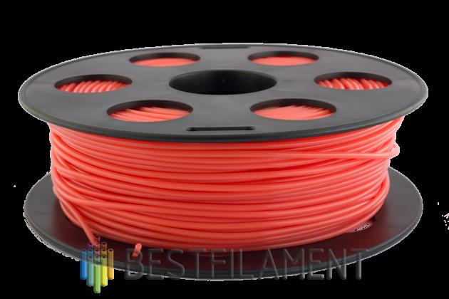 PLA пластик Bestfilament 2.85 мм для 3D-принтеров, 1 кг, коралловый