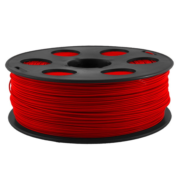 HIPS  пластик  Bestfilament для 3D-печати 1 кг, красный