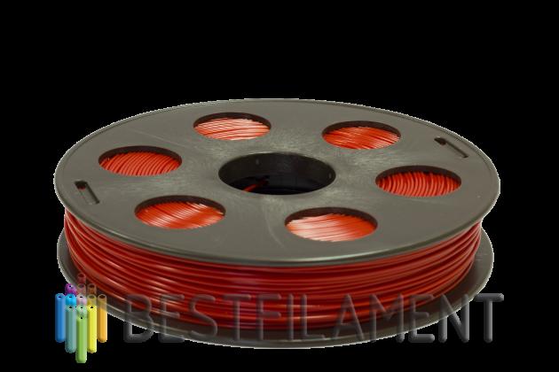 HIPS  пластик  Bestfilament для 3D-печати 0.5 кг, красный