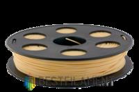 PLA пластик Bestfilament 1.75 мм для 3D-принтеров, 0.5 кг, кремовый