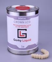 Фотополимерная смола Gorky Liquid Dental Crown A3 LCD/DLP