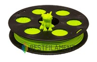 PETG пластик Bestfilament 1.75 мм для 3D-принтеров 0,5 кг лайм