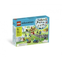 9348 ГОРОДСКИЕ ЖИТЕЛИ LEGO