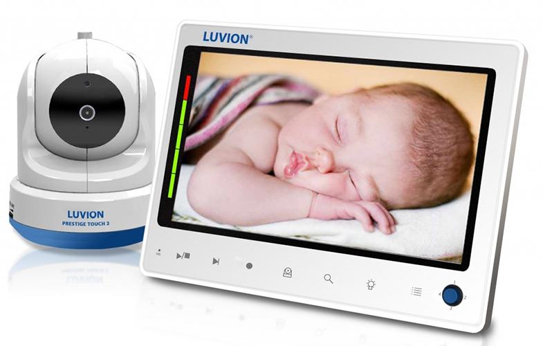 Видеоняня Luvion Prestige Touch 2