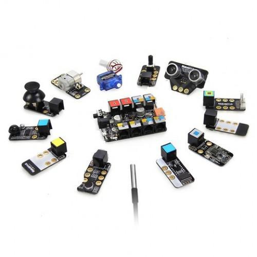 Электронный набор изобретателя Makeblock (Inventor Electronic Kit)
