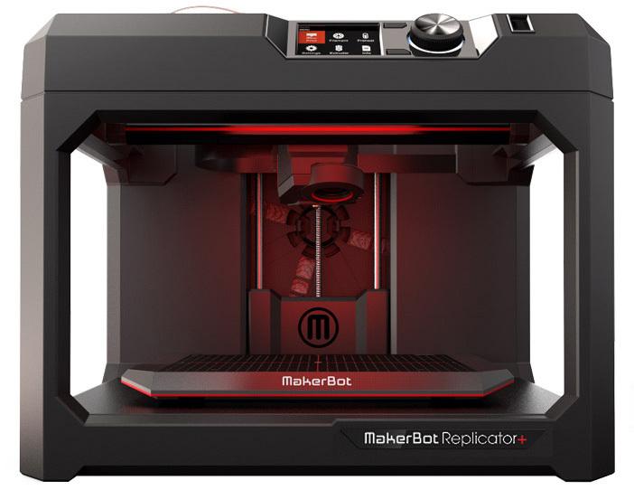 3D принтер MakerBot Replicator +