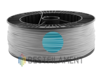 PLA пластик Bestfilament 1.75 мм для 3D-принтеров, 2.5 кг, небесный