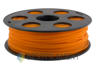 PLA пластик Bestfilament 2.85 мм для 3D-принтеров, 1 кг, оранжевый