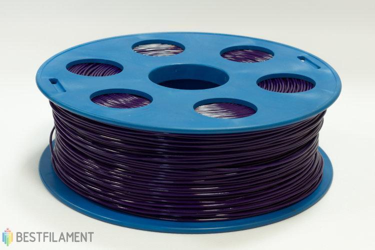 ABS пластик Bestfilament 1.75 мм для 3D-принтеров 1 кг, фиолетовый