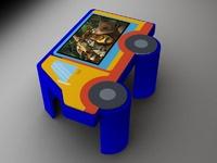 Интерактивный стол Грузовичок 32 Full HD 4 касания
