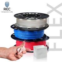 Катушка FLEX пластик REC 1.75 мм (500 гр)