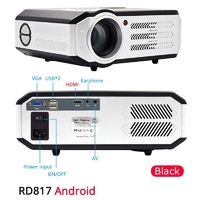 Проектор Rigal RD-817 Android