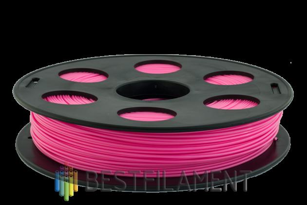 ABS пластик Bestfilament 1.75 мм для 3D-принтеров 0.5 кг, розовый