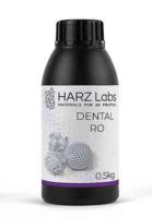Фотополимер HARZ LABS Dental RO для 3D принтеров LCD/DLP 0.5 л белый