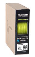 Пластик для 3D принтера Filamentarno 1.75 мм. Prototyper S-soft непрозрачный (0.75 кг)
