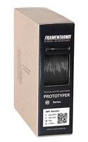 Пластик для 3D принтера Filamentarno 1.75 мм. SBS STANDART темно-серый (0.75 кг)