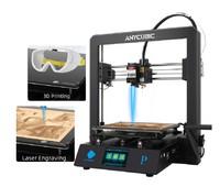 3D Принтер Anycubic mega pro ( с лазерным гравером 1500 Вт)