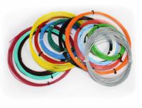 Комплект PLA пластика Tiger 3D 1.75 мм для 3D ручек, 14 цветов (TGRPLA175)