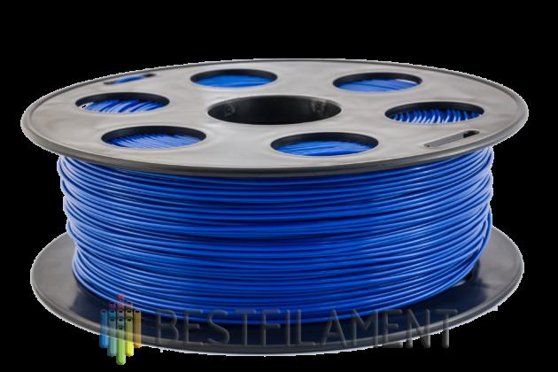 PETG пластик Bestfilament 1.75 мм для 3D-принтеров 1 кг синий