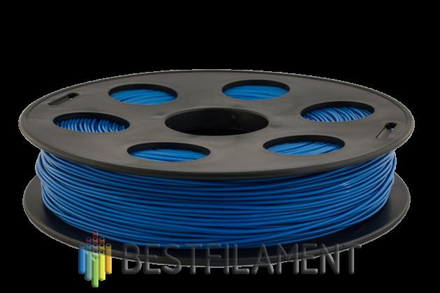 Bflex пластик Bestfilament 1.75 мм для 3D-принтеров, 0,5 кг синий