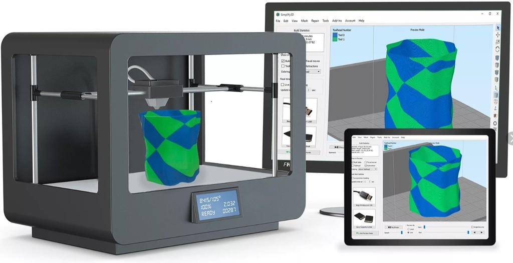 Подборка популярных слайсеров для 3D печати