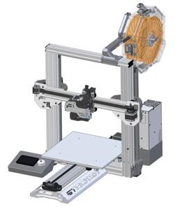 Незаменимая техника для современного офиса – 3D принтер STACKER F1