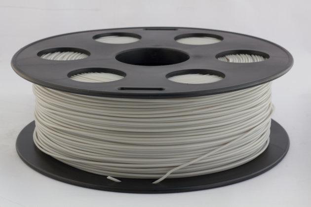 PLA пластик Bestfilament 2.85 мм для 3D-принтеров, 1 кг, светло-серый