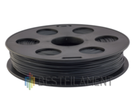 PETG пластик Bestfilament 1.75 мм для 3D-принтеров 0.5 кг темно-серый