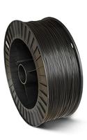 Пластик для 3D принтера Filamentarno 1.75 мм. PRO TITAN GF-12 черный (2.25 кг)