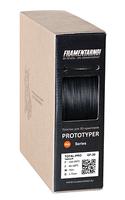 Пластик для 3D принтера Filamentarno 1.75 мм. PRO TOTAL GF-30 чёрная 750 гр.