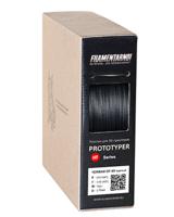 Пластик для 3D принтера 1.75 мм Filamentarno TERMAX GF-40 чёрный (750 г)