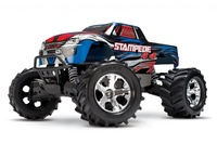 Traxxas Stampede 4WD 2.4Ghz + NEW Fast Charger